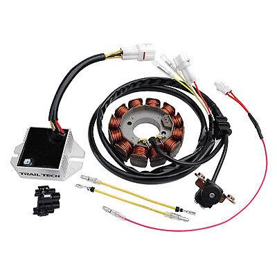 Trail Tech Complete Stator Kit 100 Watt For Husqvarna 250 Watt Stator