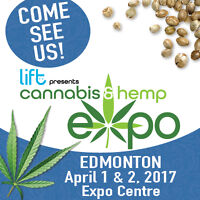 Edmonton Cannabis & Hemp Expo