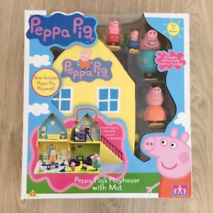 Peppa pig playhouse with mat Park Ridge South Logan Area Preview