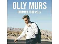 3 Olly murs tickets for sale
