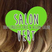 Part-Time Hairstylist at Vegan Salon