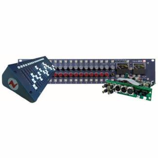 Neve 8816 & 8804 Summing Mixer with Neve ADC 192khz/DSD .