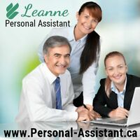 YOUR PERSONAL ASSISTANT | VIRTUAL OFFICE ASSISTANT
