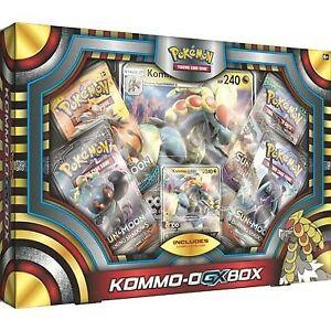 Pokémon KOMMO-O GX BOX