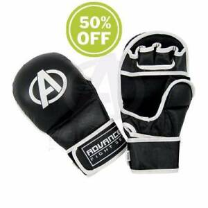 Advanced Boxing MMA Hybrid  Gloves Black Brisbane City Brisbane North West Preview