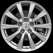 Lexus is350 Rims
