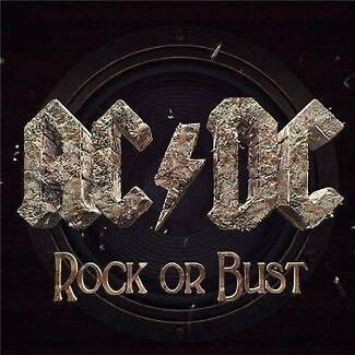 ACDC Standing Tickets Melbourne 6/12 ARENA 2 BELOW COST (LAST ONE Carlton Melbourne City Preview