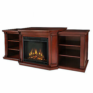 RECHERCHE meuble télé avec foyer si possible