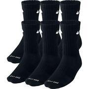 Nike Dri Fit Socks Black