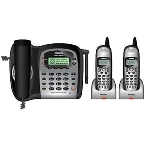 Uniden Corded/Cordless Telephone and Digital Answering