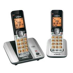 VTech 15500 TWIN DECT6.0 Cordless Phone Bluetooth Connectivity Sydney City Inner Sydney Preview