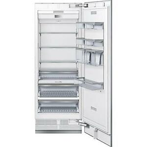 30-inch, 16.8 cu.ft. Built-In All Refrigerator with Cool Air Flow Technology