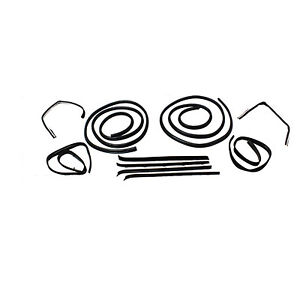 DOOR WEATHERSTRIP KIT CHEVY AND GM