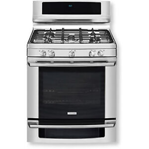 Electrolux - 30'' Gas  Range with Wave-Touch® Controls