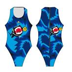 *Special Made* Turbo Waterpolo badpak shark (levertijd 6 tot