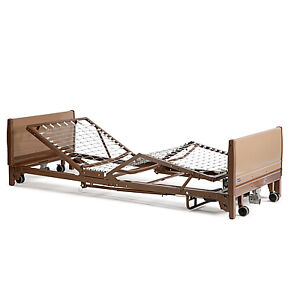 Invacare Hospital bed with Mattress