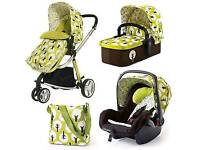 Cosatto Giggle 2 travel system Treet