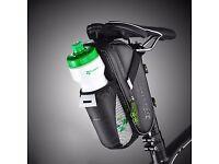 rockbros saddle bottle holder and bag