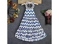 Girls Summer maxi Dress