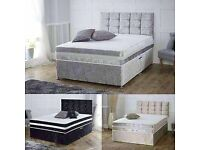 * FREE Delivery * All Guarantees and legal Warranty * NEW Divans, Beds, Mattresses