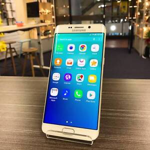 AS NEW SAMSUNG S6 EDGE PLUS 32GB WHITE UNLOCKED WARRANTY INVOICE Nerang Gold Coast West Preview