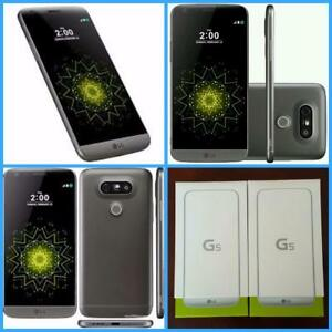 Brand New in Box LG-G5 Silver/Grey, Unlocked for any Carrier, Our Price: $399 Cash, Firm