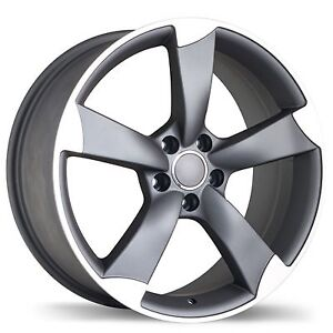 AUDI REPLICA ALLOY WHEELS ON SALE @TIRE CONNECTION 6473426868
