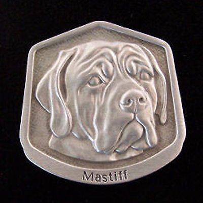 Mastiff Fine Pewter Dog Breed Ornament