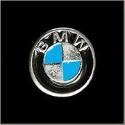 BMW Motorcycle Pin