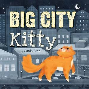 The Big City Kitty Large PB Book **NEW**