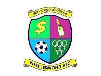West Jesmond AFC - Goalkeeper needed