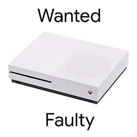 Wanted faulty Xbox one