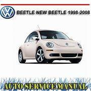 VW Beetle Manual