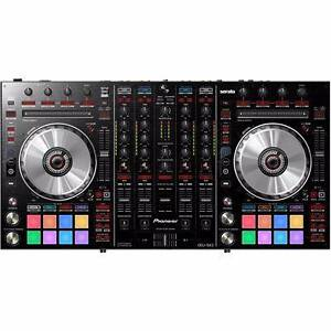 Pioneer DDJSX2 DJ Controller Southbank Melbourne City Preview