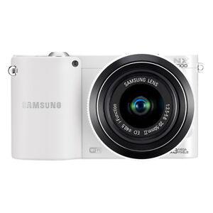 Samsung-NX1000-Systemkamera-inkl-20-50mm-F3-5-5-6-ED-II-Objektiv-schwarz-BW
