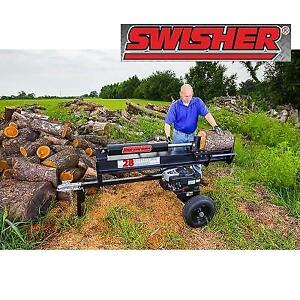 NEW SWISHER 28 TON LOG SPLITTER LSRB87528 189567685 8.75 GT