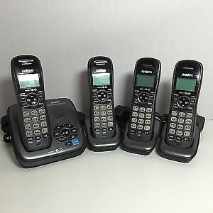 Uniden Dect 1480-4 Cordless Digital Answering System