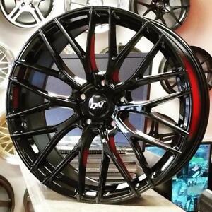 Dai Rennsport 20 Inch wheels Rims Acura Honda Mazda Hyundai mitsubishi Nissan $899 + Tax   @Zracing 905 673 2828