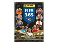 Fifa 365 2017 football stickers