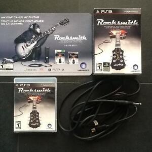 Rocksmith PS3 pour collectionneur