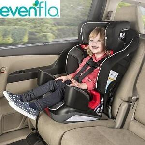 NEW EVENFLO 3-IN-1 BABY CAR SEAT EVOLVE - MERCURY - BLACK - ONE SIZE 109351804