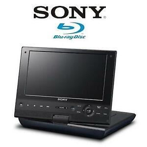 NEW SONY BLU-RAY DVD PLAYER BDP-SX910 221658476 PORTABLE