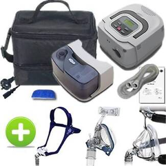 CPAP Machine $700 includes 3yr Warranty, Delivery & Free Software