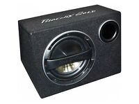 selling excellent condition subwoofer base