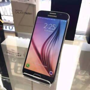 AS NEW SAMSUNG S6 128GB BLACK AU MODEL UNLOCKED WARRANTY INVOICE Nerang Gold Coast West Preview