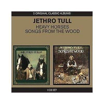 Jethro Tull Songs From The Wood Ebay