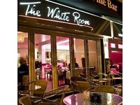 Bar/ floor staff for restaurant in Whitefield, Manchester