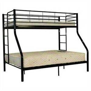 double single bunk bed   single bunk double bunks  NEW IN BOX Old Guildford Fairfield Area Preview