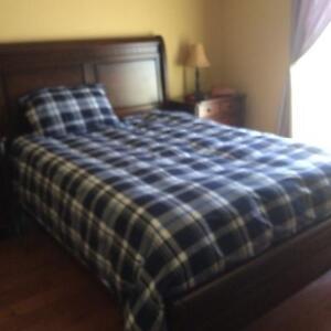 Housse de couette pour grand lit