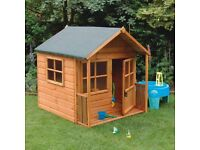 WANTED: KIDS WOODEN PLAYHOUSE